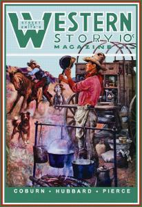 Western Story Magazine: Supper Time by Walter Kaskell Kinton