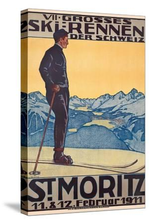 St, Moritz, 1911