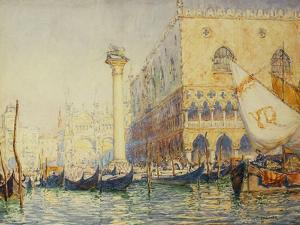 Venice by Walter Launt Palmer