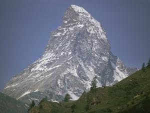 Classic View of the Matterhorn by Walter Meayers Edwards