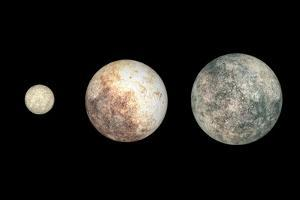 Dwarf Planets by Walter Myers
