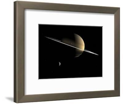 Saturn, Artwork