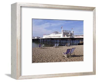 Palace Pier, Brighton, East Sussex, England, United Kingdom