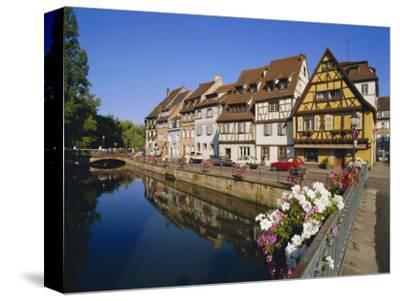 Petite Venise, Colmar, Alsace, France