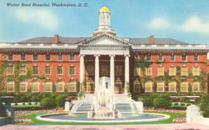 Walter Reed Hospital, Washington D.C.