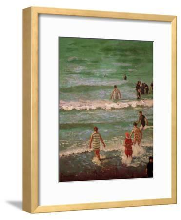Bathers, Dieppe, 1902