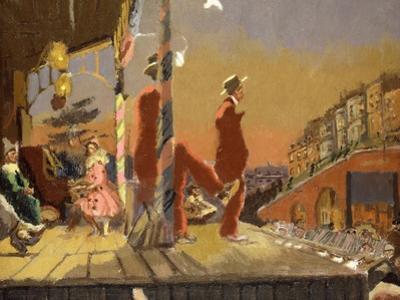Brighton Pierrots, 1915 by Walter Richard Sickert
