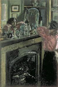 The Mantelpiece, C.1907 by Walter Richard Sickert
