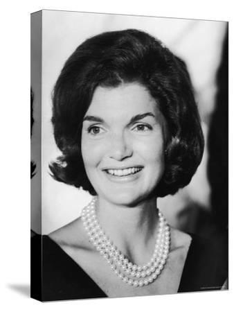 Jacqueline Kennedy, Wife of Sen./Pres. Candidate John Kennedy During His Campaign Tour of TN