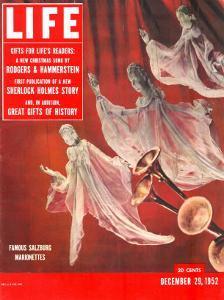Salzburg Marionettes, December 29, 1952 by Walter Sanders