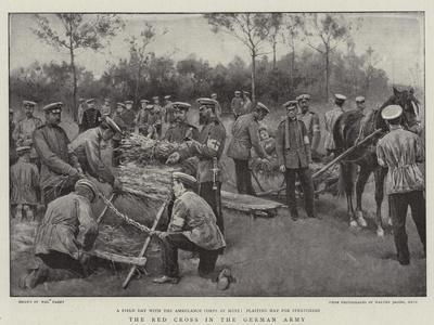 The Red Cross in the German Army