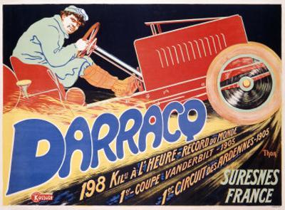 Darracq by Walter Thor