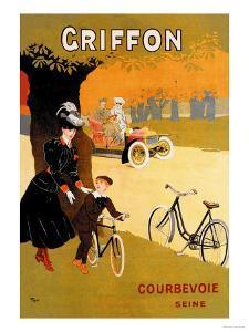 Griffon by Walter Thor