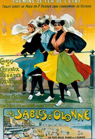 Les Sables d'Olonne by Walter Thor