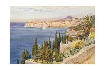 Croatia, Dubrovnik 1925