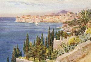 Croatia, Dubrovnik 1925 by Walter Tyndale