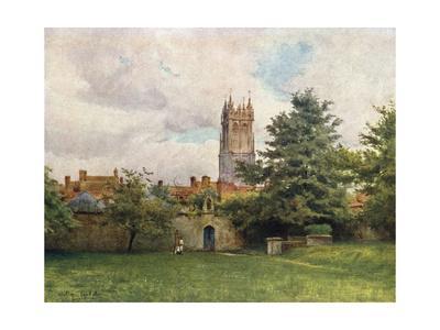 Glastonbury, Tower 1927