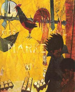 Poultry Market by Walter Williams