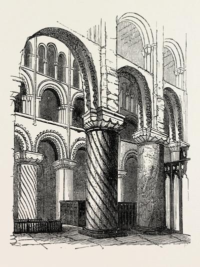 Waltham Abbey--Giclee Print
