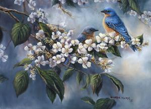 Apple Blossoms by Wanda Mumm