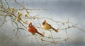 Autumn Reds by Wanda Mumm