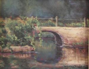 Bridge by Wanda Mumm