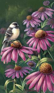 Chickadee by Wanda Mumm