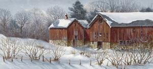 Homestead #1 by Wanda Mumm