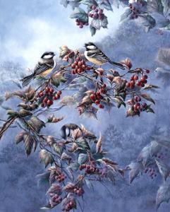 Jewels of Autumn by Wanda Mumm