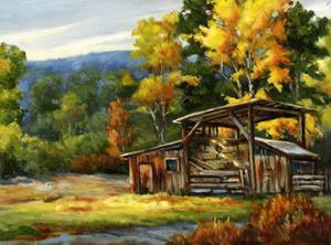 Marvel'S Barn by Wanda Mumm