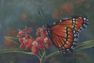 Monarch by Wanda Mumm