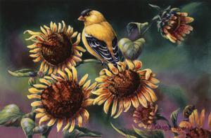 Sunflowers by Wanda Mumm