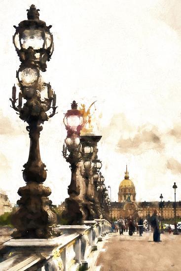 Wander in Paris-Philippe Hugonnard-Giclee Print