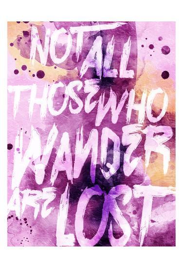 Wander Lost-OnRei-Art Print