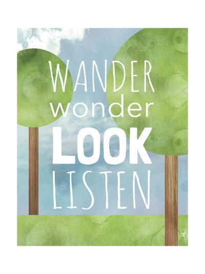 Wander-Megan Jurvis-Art Print