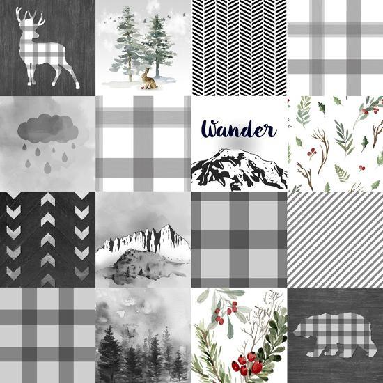 Wander-Tina Lavoie-Giclee Print