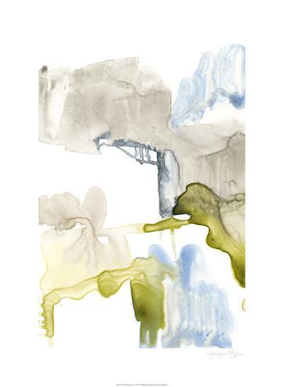 Wandering Layers I-Jennifer Goldberger-Limited Edition