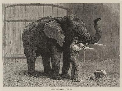 Wanderings in the Zoo-John Charles Dollman-Giclee Print