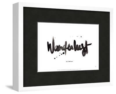 Wanderlust-Antoine Tesquier Tedeschi-Framed Art Print