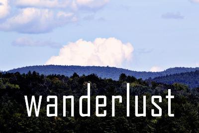 Wanderlust-Vintage Skies-Giclee Print
