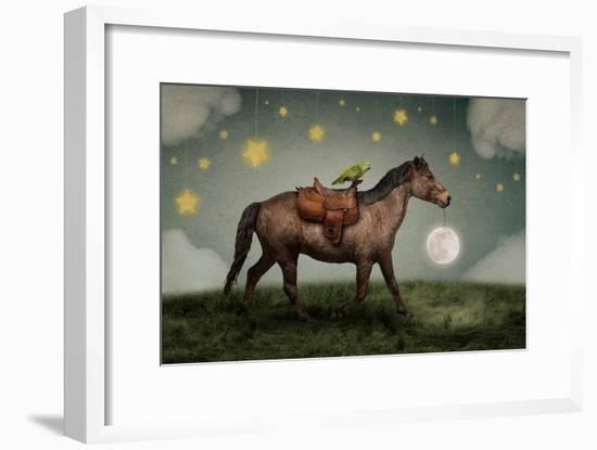Wanderlust-Greg Noblin-Framed Art Print