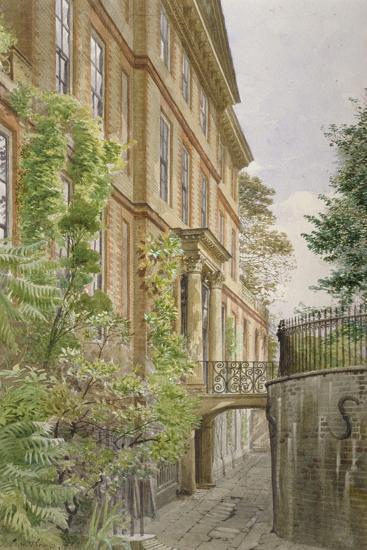 Wandsworth Manor House, St John's Hill, Wandsworth, London, 1887-John Crowther-Giclee Print