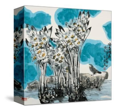 Narcissuses and Bird