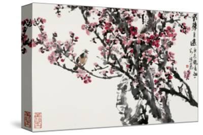 Plum Blossoms and Singing Bird