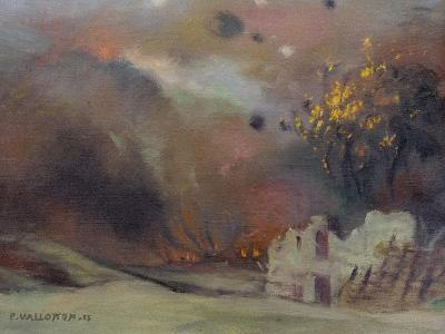 War, 1915-Felix Edouard Vallotton-Giclee Print