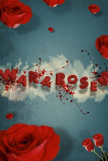 War And Roses-Elo Marc-Giclee Print