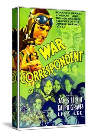 War Correspondent, 1932