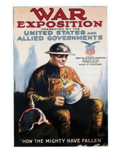 War Exposition - 1918--Giclee Print