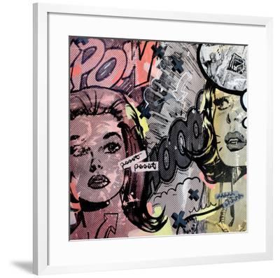 War Story-Dan Monteavaro-Framed Giclee Print