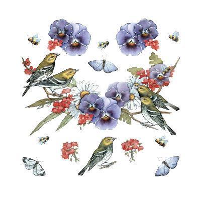 Warblers--Giclee Print